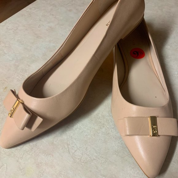 Cole Haan Elsie Bow Skimmer Ballet Flat